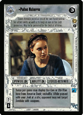 Padme Naberrie AI FOIL [Near Mint] REFLECTIONS III star wars ccg swccg