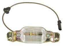 1967-69 Camaro Or 1967-68 Firebird Rear License Plate Light, Correct Repro