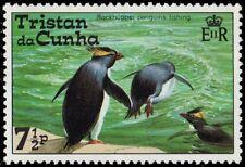 """TRISTAN da CUNHA 193 (SG190) - Rockhopper Penguin """"Eudyptes chrysocome"""" (pa84129"""