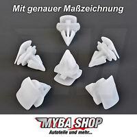 5x Clips de fijación clip para Recortar Para Audi Seat Skoda VW # NUEVO#