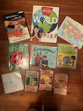My Father's World Countries and Cultures  - Set of 9 Books - MFW HomeSchool