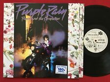 PRINCE ~ PURPLE RAIN LP COLLECTORS EDITION GERMANY LIMITED ED 180G + POSTER