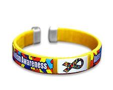 Adult Autism Awareness Bangle-Bracelet