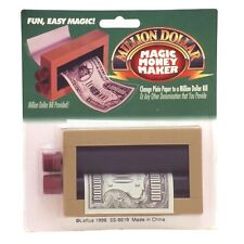 Loftus Magic Money Maker Printer Magic Trick Toy Prank Gift