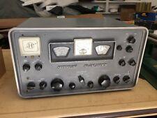 Vintage Hammarlund HQ 170 Ham Tube Radio