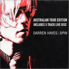 DARREN HAYES Spin AUS TOUR LIMITED EDITION 2 CD in Slipcase Savage Garden