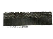 """50 ea #29 Cobalt Drill Bit Jobber Length .136"""""""
