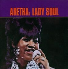 Lady Soul by Aretha Franklin (CD 1995 Atlantic/Rhino] Original Release