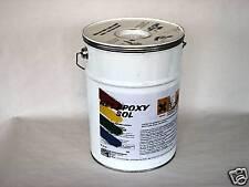 NETEPOXYSOL peinture sol (Résine Epoxy) Gris 5kg