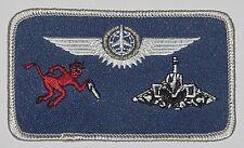 Aufnäher Namemsschild Kampfbeobachter Gold TORNADO JaBoG 33 TaktLwG 33 ....A3261