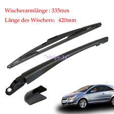 Heck Scheibenwischer + Heckwischerarm Wischblatt Hinten FÜR Opel Corsa C
