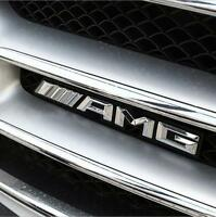 AMG Front Bumper Grill Grille Emblems Badge for Mercedes-Benz G63 G65 G55 G500