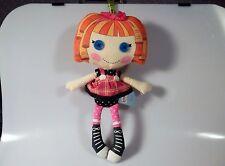 "Lalaloopsy Bea Spells A Lot Cloth Rag Doll 13"" Sew Magical Sew Cute C15203"