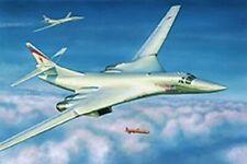 ZVEZDA Tupolev TU-160 Russian  Strategic Bomber Scale: 1/144 - 7002 Military ...