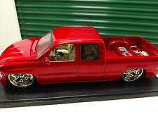 Chevrolet Silverado 1:18 Scale Diecast Truck Jada