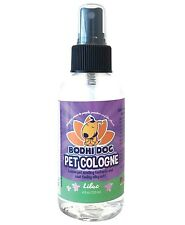 NEW Natural Lilac Pet Cologne | Cat & Dog Deodorant and Scented Perfume Body ...