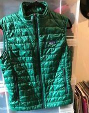 Patagonia Men's Nano Puff Vest Green Size S