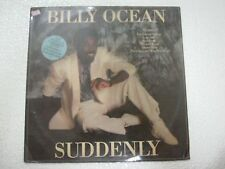 BILLY OCEAN  SUDDENLY lover boy Epic RARE LP RECORD vinyl 1986 INDIA INDIAN ex