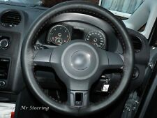 FOR MITSUBISHI COLT VI 2004-2012 REAL BEST QUALITY LEATHER STEERING WHEEL COVER