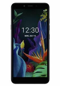 LG K20 NEU Android Smartphone 16GB Schwarz