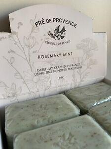 Pre de Provence Rosemary Mint Soap Bar 150g 5.3oz