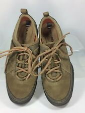 Merrell Kangaroo Womens Brown Leather Lace up Performance Walking Hiking 7.5