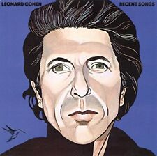 LEONARD COHEN Recent Songs JAPAN CD