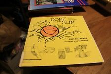 Done in Sun:  Solar Projects for Children  by Anne Hillerman (AR)
