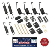HOLDEN REAR DRUM BRAKES SPRING AND CLIP SET SUITS HK HT HG HQ HJ HX HZ WB SS GTS
