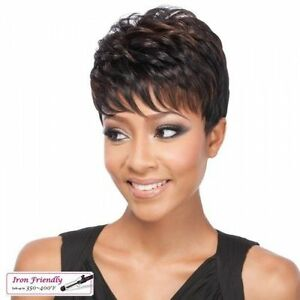 BRITTAN by It's a Wig Synthetic Wig Short Full Wig