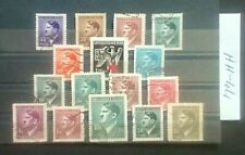 GERMAN WW2 ,THIRD REICH ,STAMPS, OCCUPIED BOHEMIA AND MORAVIA, 1939/45.