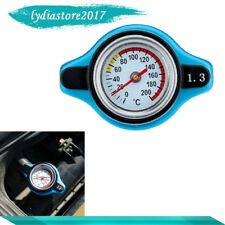 1.3 Bar Thermo Thermostatic Radiator Cap Cover Water Temperature Gauge For Sale