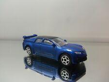 Motormax Die Cast Pontiac Rageous #6047 - Mf. Blue - N.Mint Loose 1/64 Scale
