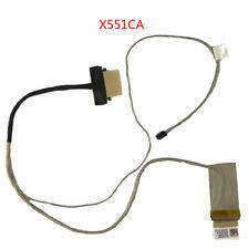 For Asus F551 X551C X551CA X551M D550M LCD LVDS LED Video Screen Flex Cable