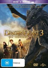 Dragonheart 3: The Sorcerer's Curse : NEW DVD
