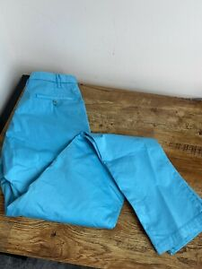 ISAIA Trousers Cotton BNWT Size 34/34 RRP £495