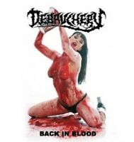 "DEBAUCHERY ""BACK IN BLOOD"" CD NEU DEATH METAL"