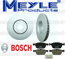 Volvo XC90 03-14 with 328mm Diameter Disc  Meyle Front Rotor's & Bosch Pad's