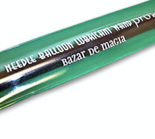 Needle Balloon Lubricant Wand White Tips by Bazar de Magia from Murphy's Magic