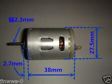 1pcs RS385 12V~36V DC motor Micro motor For Hair dryer