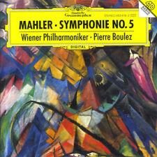 Mahler: Symphony No. 5 Pierre Boulez Vienna Philharmonic Orchestra