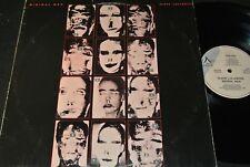 MINIMAL MAN Slave Lullabyes / Greek LP 1986 POLYGRAM PENGUIN 30.010