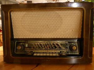 Telefunken Concertino 6 Röhrenradio - schöner Erhaltungszustand, technisch i.O.