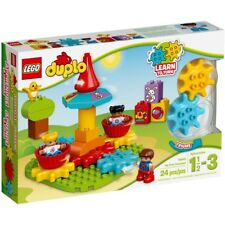 LEGO DUPLO 10845: il mio primo CAROUSEL-Nuovo di Zecca