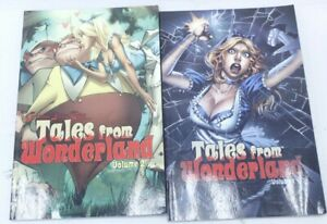 GRIMM FAIRY TALES Presents TALES FROM WONDERLAND: Volume 1 & 2 Paperback - P31