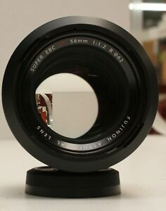 Fujifilm Fujinon XF 56mm f/1.2 R Lens