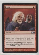 2010 Magic: The Gathering - Core Set: 2011 Booster Pack Base 145 Incite Card 1i3