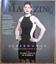 Stephanie Flanders – Female Power List - Times Magazine – 8 February 2014