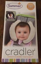 Infant Carseat Cradler For Neck