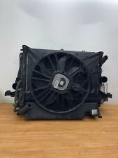 03 04 05 06 07 VOLVO XC90 RADIATOR CONDESOR INTERCOOLER FAN ASSEMBLY OEM 2.5T